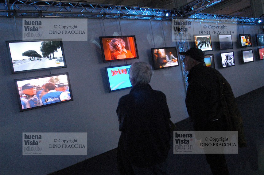 - exhibition of computer science and technological innovation Futurshow....- salone dell'informatica e dell'innovazione tecnologica Futurshow..