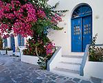 Doors and Windows, Santorini Island, Greece
