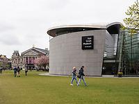 Van Gogh Museum Paulus Potterstraat 7, Amsterdam, Provinz Nordholland, Niederlande<br /> Van Gogh Museum, Amsterdam, Province North Holland, Netherlands
