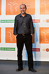 Carles Alfaro poses for the photographers during 2015 Theater Ceres Awards photocall at Merida, Spain, August 27, 2015. <br /> (ALTERPHOTOS/BorjaB.Hojas)