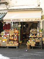 Grocery store, Amalfi