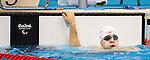 James Leroux, Rio 2016 - Para Swimming /// Paranatation.<br /> James Leroux competes in the men's 100m breaststroke SB9 classification heats // James Leroux participe aux manches de classement SB9 du 100 m brasse masculin. 08/09/2016.
