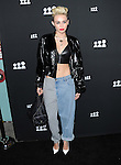 Miley Cyrus at The Myspace Event held at The El Rey Theatre in Los Angeles, California on June 12,2013                                                                   Copyright 2013 Hollywood Press Agency