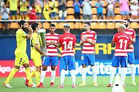 2021.08.16 La Liga Villarreal CF VS Granada CF