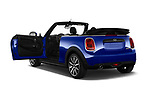 Car images close up view of a 2018 Mini Mini Chilli 2 Door Convertible doors