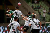 SÃO PAULO, SP 20.03.2019: PALMEIRAS-PONTE PRETA - Palmeiras e Ponte Preta em jogo válido pela décima segunda rodada do campeonato paulista, no Allianz Parque, zona oeste da capital. (Foto: Ale Frata/Codigo19)