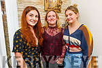 Sinead Sheehan from Currans celebrating her birthday in Bella Bia on Friday. L to r: Laoise, Sinead and Ciara Sheehan.