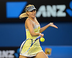 Maria Sharapova (RUS) Rousts Venus Williams (USA) 6-1, 6-3