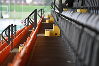 General view of the Hive Stadium  no fans in the ground due to Covid19 during Barnet vs Bromley, Vanarama National League Football at the Hive Stadium on 14th November 2020