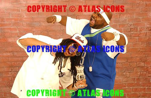 Lil Jon & member of The Eastside Boys<br /> Photo Credit :Anthony Cutajar/ Atlas Icons