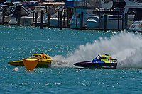 """Frame 9: Andrew Tate, H-300 """"Pennzoil"""", Donny Allen, H-14 """"Legacy 1""""       (H350 Hydro)"""