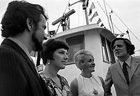 Le chanteur Claude Leveillee<br /> , Entre le 11 et le 17 août 1969<br /> <br /> Photo : Photo Moderne   © Agence Quebec Presse