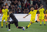 Washington, D.C. - Saturday May 04, 2019: D.C. United defeated Columbus Crew SC 3-1 in a MLS match at Audi Field.