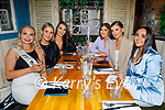 Ewelina Jaworska from Tralee celebrating her 21st birthday in Benners on Friday. L to r: Ewelina Jaworska, Katie Dennehy, Amy Lawlor, Rachel Driscoll, Emily Quirke and Edel Moran.