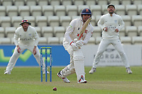 Sir Alastair Cook of Essex in batting action during Worcestershire CCC vs Essex CCC, LV Insurance County Championship Group 1 Cricket at New Road on 29th April 2021
