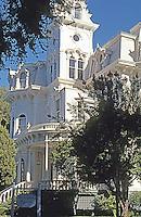 Sacramento CA:  The Governor's Mansion, 1877-78.  Photo 2000.