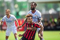 LAKE BUENA VISTA, FL - JULY 16:  during a game between FC Cincinnati and Atlanta United FC at Wide World of Sports on July 16, 2020 in Lake Buena Vista, Florida.