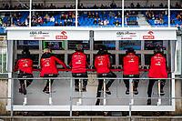 27th August 2021; Spa Francorchamps, Stavelot, Belgium: FIA F1 Grand Prix of Belgium, free practise:   Alfa Romeo Racing ORLEN Team
