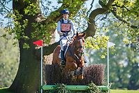 BRA-Rafael Losano rides Bailey during the Cross Country for the CCI-L 2* Section A. 2021 GBR-Saracen Horse Feeds Houghton International Horse Trials. Hougton Hall. Norfolk. England. Saturday 29 May 2021. Copyright Photo: Libby Law Photography