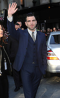 May 2nd, 2013 - London..Zachary Quinto arriving at the premiere of Star Trek Into Darkness at the Empire in London, UK on May 2, 2013..****** BYLINE MUST READ : © Spread Pictures ******..****** No Web Usage before agreement ******..****** Strictly No Mobile Phone Application or Apps use without our Prior Agreement ******..Enquiries at photo@spreadpictures.com