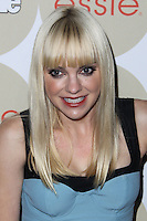 """LOS ANGELES, CA - OCTOBER 09: Actress Anna Faris arrives at People's """"ONES To Watch"""" Party held at Hinoki & The Bird on October 9, 2013 in Los Angeles, California. (Photo by Xavier Collin/Celebrity Monitor)"""