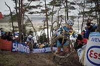 Quinten Hermans (BEL/Telenet-Fidea)<br /> <br /> U23 men's race<br /> <br /> UCI 2016 cyclocross World Championships / Zolder, Belgium