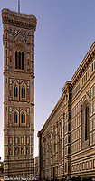Italy, Florence Giotto Bell Tower