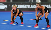 Katie Doar during the Pro League Hockey match between the Blacksticks women and Great Britain, National Hockey Arena, Auckland, New Zealand, Saturday 8 February 2020. Photo: Simon Watts/www.bwmedia.co.nz