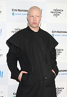 NEW YORK, NEW YORK - JUNE 10: Shaun Ross at the 2021 Tribeca Festival Premiere of Legend Of The Underground at Brookfield Place on June 10, 2021 in New York City.  Credit: RW/MediaPunch
