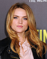 NEW YORK CITY, NY, USA - OCTOBER 06: Erin Richards arrives at the New York Premiere Of The Weinstein Company's 'St. Vincent' held at the Ziegfeld Theatre on October 6, 2014 in New York City, New York, United States. (Photo by Celebrity Monitor)