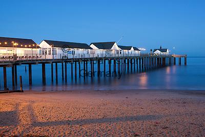 Great Britain, England, Suffolk, Southwold: Southwold Pier | Grossbritannien, England, Suffolk, Southwold: Southwold Pier