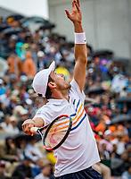 Paris, France, 01 June, 2018, Tennis, French Open, Roland Garros, Roberto Bautista Agut (ESP)<br /> Photo: Henk Koster/tennisimages.com