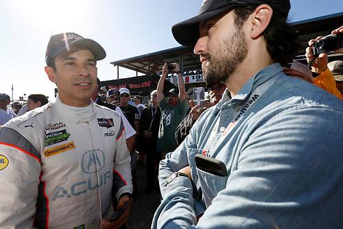 #7 Acura Team Penske Acura DPi, P: Helio Castroneves, Milo Ventimiglia