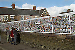 Made in Roath Arts Festival 2014. Cardiff Wales.  Photomarathon Exhibition.