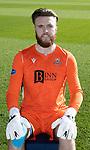 St Johnstone FC 2020-21 Season.<br />Zander Clark<br />Picture by Graeme Hart.<br />Copyright Perthshire Picture Agency<br />Tel: 01738 623350  Mobile: 07990 594431