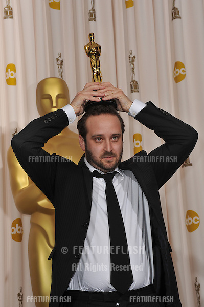 Nicolas Schmerkin at the 82nd Academy Awards at the Kodak Theatre, Hollywood..March 7, 2010  Los Angeles, CA.Picture: Paul Smith / Featureflash.