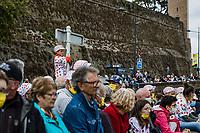 pre Tour teams presentation of the 108th Tour de France 2021 in Brest at le Grand Départ.