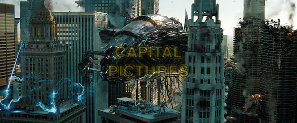 SCENE .in Transformers: Dark of the Moon.*Filmstill - Editorial Use Only*.CAP/FB.Supplied by Capital Pictures.