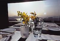Vereinigte arabische Emirate (VAE, UAE), Dubai, Restaurant Al Dawaar im Hotel Hyatt Regency