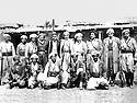 Iraq 1964 <br /> In Sangasser near Rania, members of Polit Bureau negotiating with the central government  <br /> Irak 1964 <br /> A Sangasser a coté de Rania, membres du Polit Bureau negociant avec le gouvernement central