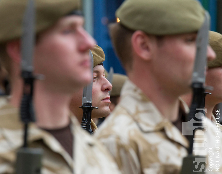 CAMBRIDGE TO WELCOME HOME LOCAL SOLDIERS FROM AFGHANISTAN