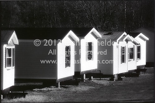 Mobile home lot<br />