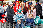 Enjoying the CH Chemist's Santa Parade on Saturday.<br /> Front: Fabian Conway and Isabelle McCarthy.<br /> Back l to r: Sophie Conway, Caroline Walsh, Laura Keelan O'Sullivan, Laura Lyne and Cian O'Sullivan.