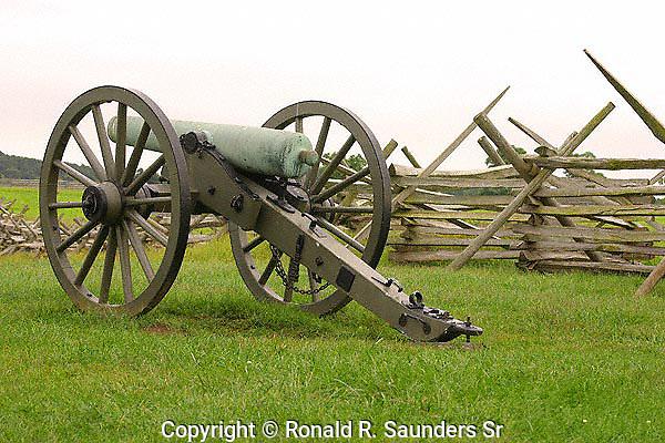 U.S Civil War battlefield at Gettysburg National Military Park -Pennsylvania (3)