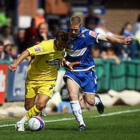 Stockport County vs Dagenham & Redbridge 11-08-07