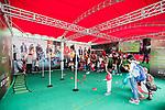 HSBC Hong Kong Rugby Sevens 2017 on 09 April 2017 in Hong Kong Stadium, Hong Kong, China. Photo by King Chung Fung / Power Sport Images