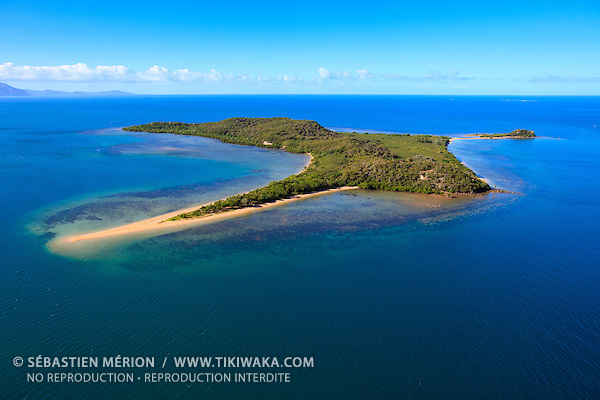 Réserve Marine de l'îlot Bailly, au large de la commune du Mont-Dore, Nouvelle-Calédonie