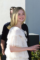 Elle Fanning attends 'The Neon Demon' Photocall durig The 69th Annual Cannes Film Festival on May 20, 2016 in Cannes