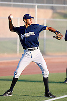 Yadiel Rivera - AZL Brewers - 2010 Arizona League.  Photo by:  Bill Mitchell/Four Seam Images..