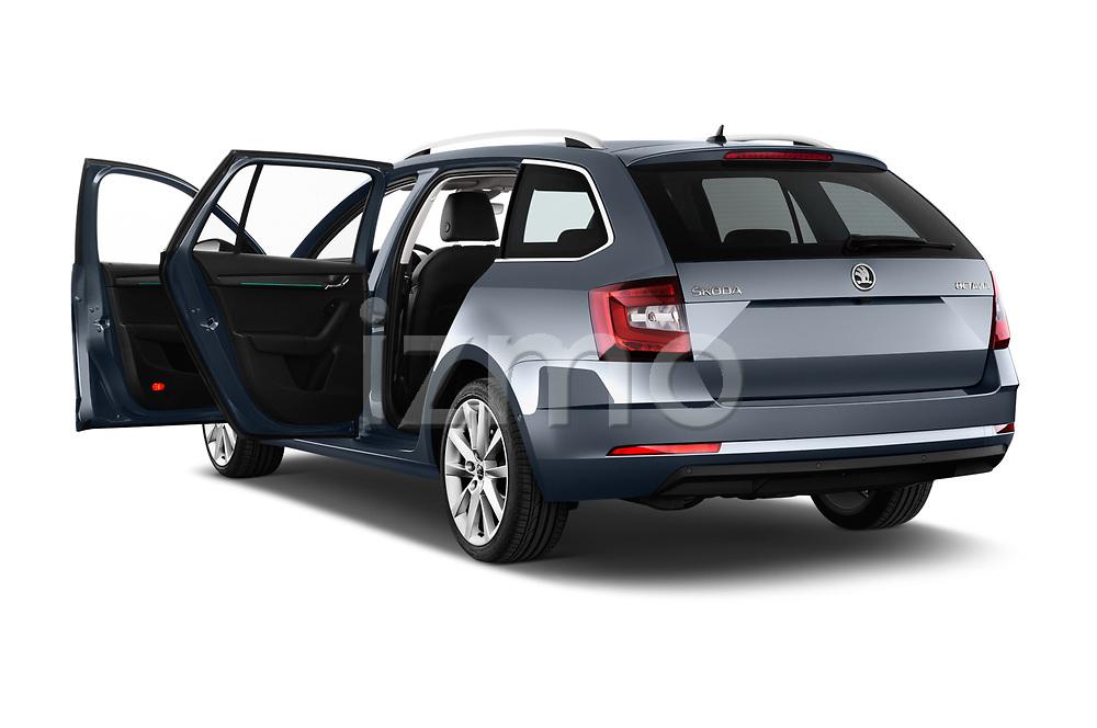 Car images of 2017 Skoda Octavia Style 5 Door Wagon Doors